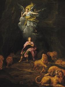 Daniel in the Den of Lions by Francois Verdier
