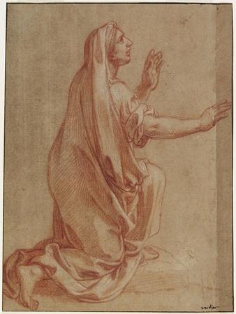 Study for Raising of Lazarus, C. 1677
