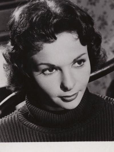 Francoise Arnoul, French Actress and Film Star--Photographic Print