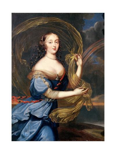 Francoise-Athenais De Rochechouart De Mortemart (1640-1707) Marquise of Montespan, as Iris-Louis Ferdinand Elle-Giclee Print