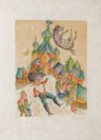 Baron De Munchhausen - Le Cheval