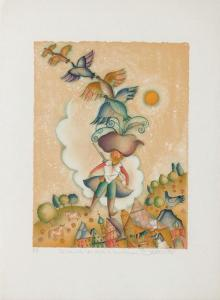 Baron De Munchhausen - Les Canards by Françoise Deberdt