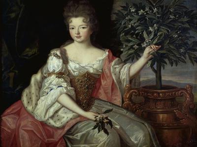 Françoise Marie de Bourbon, duchesse d'Orléans-Pierre Gobert-Giclee Print