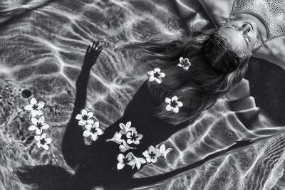 Frangipani Tree-Gloria Salgado Gispert-Photographic Print