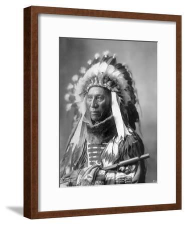 Conquering Bear, Oglala Sioux, 1899
