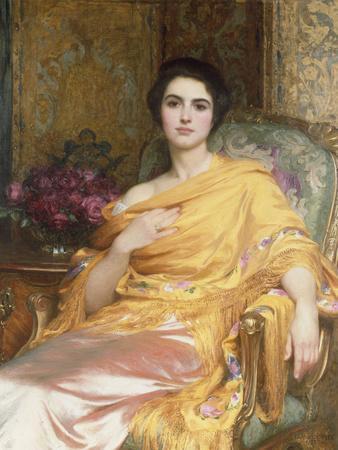Elsa, Daughter of William Hall Esq, 1927