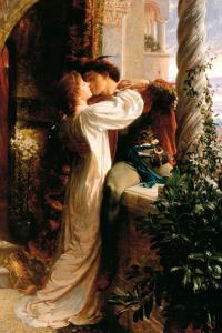 Romeo and Juliet by Frank Bernard Dicksee