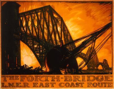 The Forth Bridge, LNER, c.1923-1947
