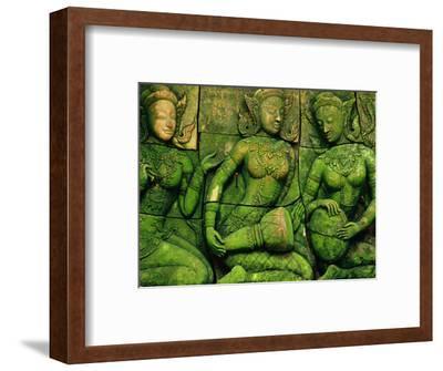 Terracotta Sculptures at Ban Phor Liang Meun Ceramics