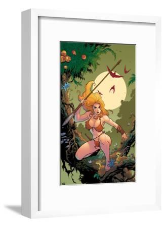 Shanna The She-Devil No.1 Cover: Shanna The She-Devil