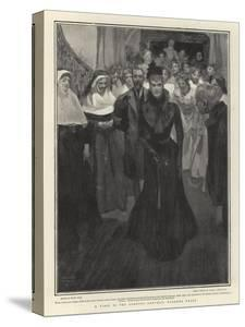 A Visit to the Loretto Convent, Niagara Falls by Frank Craig