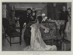 Caesar's Wife at Wyndham's Theatre, the Closing Scene of the Last Act by Frank Craig