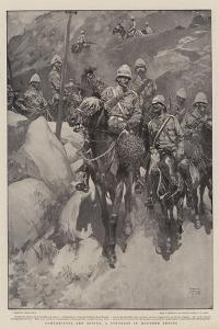 Comparisons are Odious, a Contrast in Mounted Troops by Frank Craig