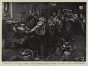 Respected Even by Enemies, an Incident of a Boer Raid in Natal by Frank Craig