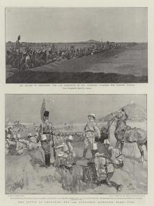 The Battle of Omdurman by Frank Craig
