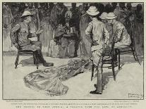 Hungary in London, the Bazaar in the Portman Rooms-Frank Craig-Giclee Print