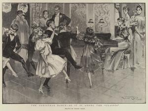 The Christmas Dance, as it Is Among the Classes by Frank Craig