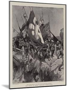 The Crisis in China, Captured Boxer Flags by Frank Craig