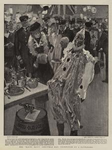 The Handy Man'S Christmas Day, Festivities on a Battleship by Frank Craig