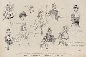 The International Congress of Women by Frank Craig