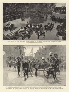 The Opening of the Blackwall Tunnel by Frank Craig