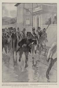The Return of Captain Dreyfus, Journalists at Fault by Frank Craig