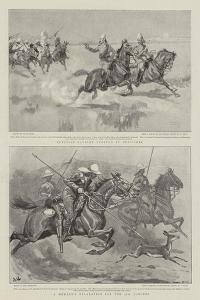 The Soudan Rebellion by Frank Craig