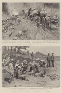 The Spanish-American War, the Battle of San Juan by Frank Craig
