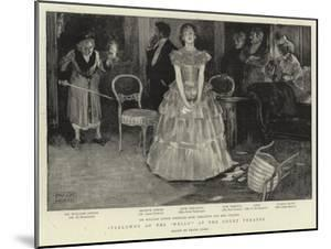Trelawyn of the 'Wells' at the Court Theatre by Frank Craig