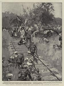 With Admiral Seymour's Force, the Last Stand of the Chinese at Lang-Fang by Frank Craig