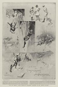 With Mr Rennell Rodd's Mission to Abyssinia, Sketches on the Return Journey by Frank Craig