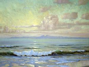 Radient Evening by Frank Cuprien