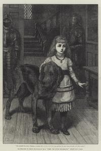 Illustration to Percy Fitzgerald's Tale, Cissy, the Little Peacemaker by Frank Dadd