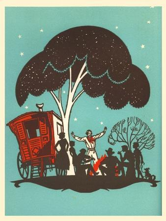 The Gypsy Story Teller