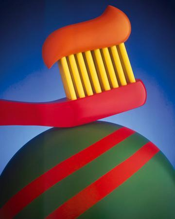 Toothbrush by Frank Farrelly