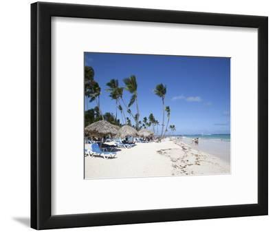 Bavaro Beach, Punta Cana, Dominican Republic, West Indies, Caribbean, Central America