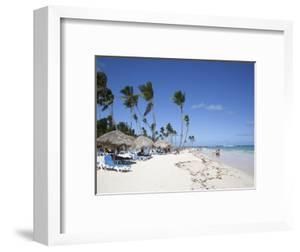 Bavaro Beach, Punta Cana, Dominican Republic, West Indies, Caribbean, Central America by Frank Fell