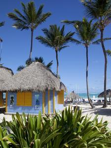 Bavaro Beach, Punta Cana, Dominican Republic, West Indies, Caribbean, Central America by Frank Fell