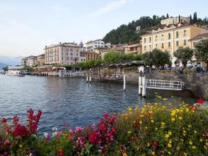 Bellagio, Lake Como, Lombardy, Italian Lakes, Italy, Europe by Frank Fell