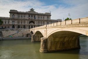 Corte Suprema Di Cassazione, Rome, Lazio, Italy, Europe by Frank Fell
