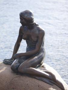 Little Mermaid, Copenhagen, Denmark, Scandinavia, Europe by Frank Fell