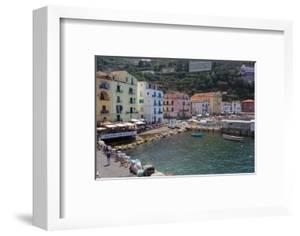 Marina Grande, Sorrento, Costiera Amalfitana (Amalfi Coast), UNESCO World Heritage Site, Campania by Frank Fell