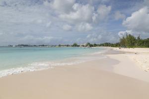 Pebbles Beach, Bridgetown, St. Michael, Barbados, West Indies, Caribbean, Central America by Frank Fell