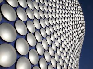 Selfridges, Bullring Shopping Centre, City Centre, Birmingham, West Midlands, England, United Kingd by Frank Fell