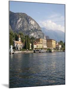 View of the Town of Cadenabbia from Ferry, Lake Como, Lombardy, Italian Lakes, Italy, Europe by Frank Fell