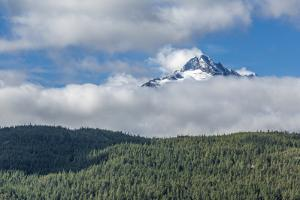 View of The Tsilxwm (Tantalus Mountain Range), British Columbia, Canada, North America by Frank Fell