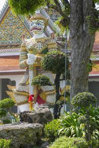 Wat Arun (Temple of Dawn), Bangkok, Thailand, Southeast Asia, Asia by Frank Fell