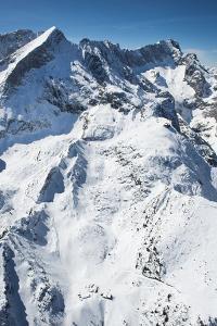 Alpspitze, Zugspitze, H?llental, Hochalm, Summit of the Alpspitze by Frank Fleischmann