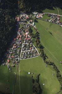 Grainau, Hammersbach, Town Centre, Resort, Tourism Region by Frank Fleischmann