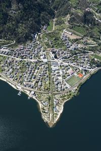 Lago Di Caldonazzo, Caldonazzo, River Delta, Mountain Lake, Swimming Lake by Frank Fleischmann